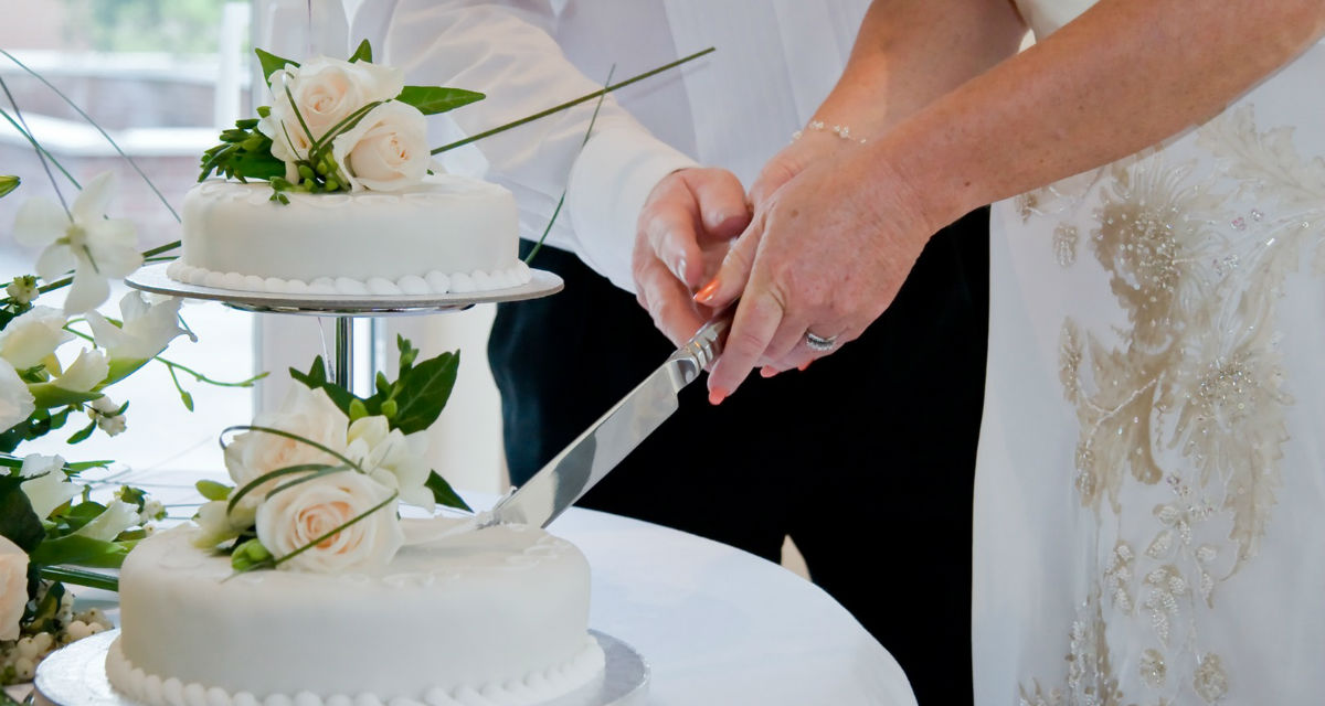 The History And Significance Of The Wedding Cake Mercatornet