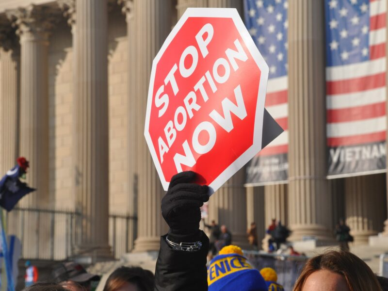 stop abortion - March for Life