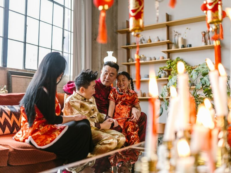 Confucianism - Chinese family