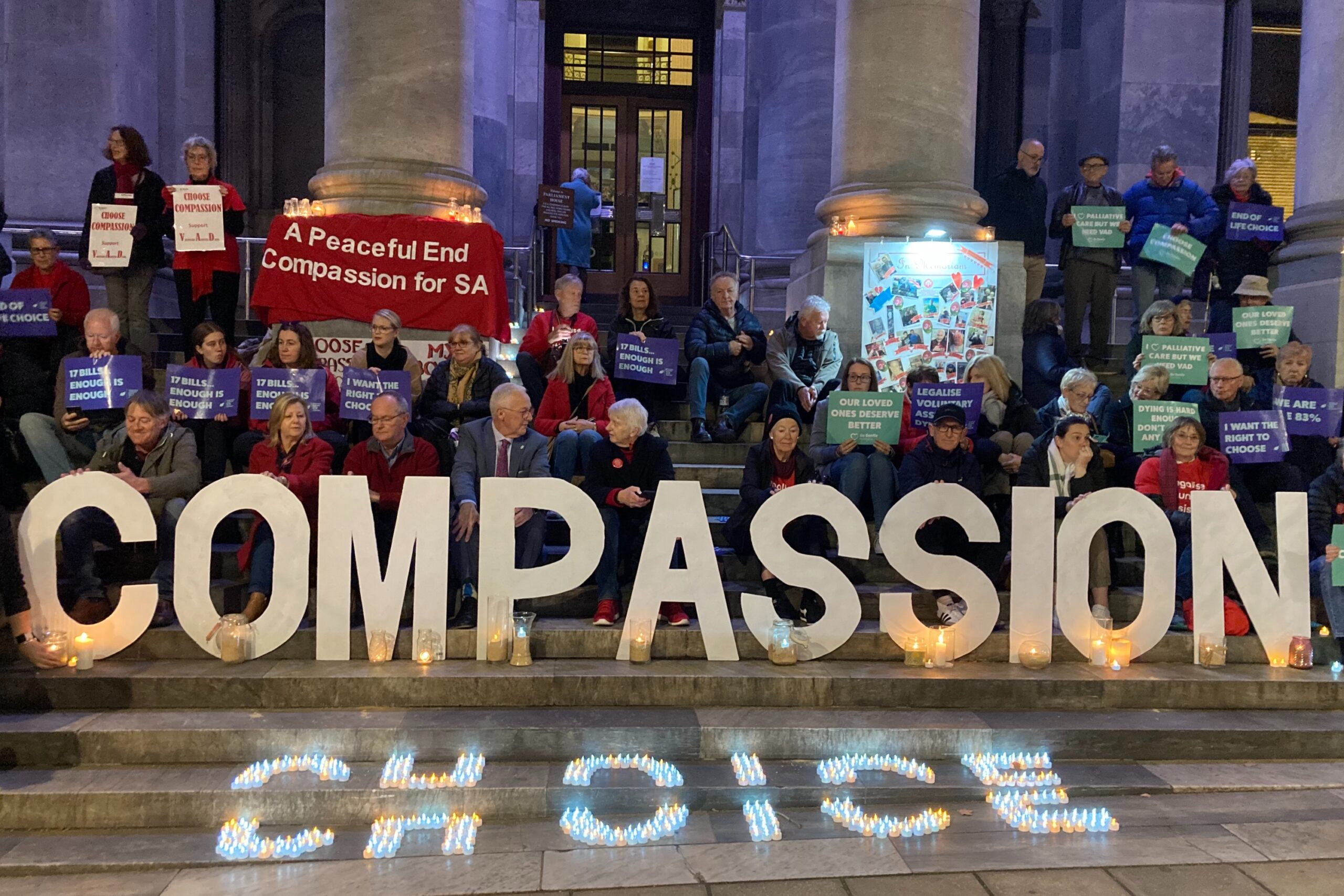 Why has opposition to euthanasia crumbled?